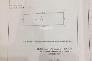 Bán nhà mặt phố Vĩnh Phúc, Q. Ba Đình, HN, 4 tầng gần chợ, trường học, bệnh viện, LH 094338899
