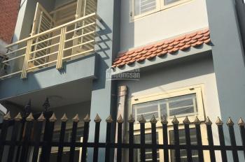Nhà 5x10m, 1 trệt 1 lầu, sổ hồng riêng, gần công viên phần mềm Quang Trung, P. Tân Chánh Hiệp, Q12