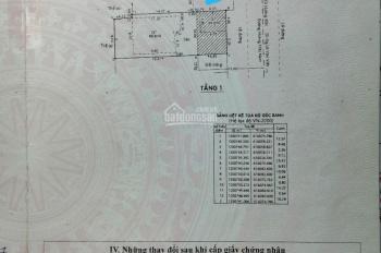 Nhà mặt tiền Hoàng Hữu Nam, diện tích 260m2, gần bến xe Miền Đông mới, giá 25 tỷ, LH 0902417534