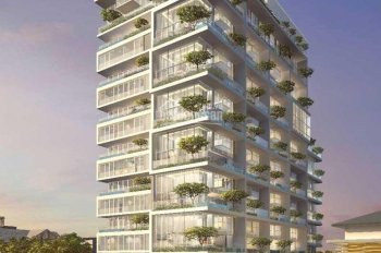 Serenity Sky Villas - biệt thự trên không đẳng cấp tại trung tâm thành phố