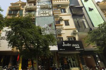 Nhà mặt phố Nguyễn Khuyến, S 60m2 x 4T, MT 5,8m vị trí đẹp ưa nhìn, khu sầm uất, đông dân cư