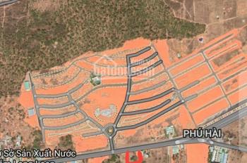 Bán đất, mặt phố Nguyễn Thông, Phan Thiết, đối diện cổng Queen Pearl, 1000m2, MT 16m, giá 13tr/m2