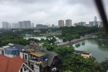 Mặt phố Nguyễn Khuyến, 63m2*7T, thang máy, 2 mặt phố, view hồ, KD - cho thuê VP đỉnh, có 10.9 tỷ
