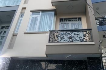 Bán nhà HXH đẹp gần Lê Văn Sỹ, P. 14, Q. 3, 4 lầu, ST, DT 4.4x17m, 5PN. Nhà mới đẹp, giá 12.5 tỷ TL