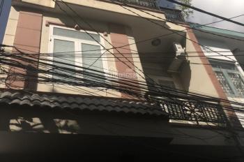 Bán nhà hẻm 4m thông Đường Trần Văn Ơn, P. Tân Sơn Nhì, Q Tân Phú, DT 5x18m đúc 3 tấm nhà đẹp