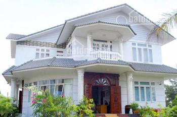 Cho thuê nhà biệt thự mini, 1 trệt 2 lầu, hẻm 72 Đề Thám, giá 12.5 triệu