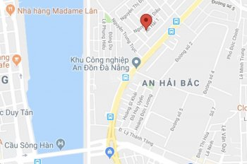 Bán nhà đường An Hải 1 gần khán đài bắn pháo hoa quận Sơn Trà