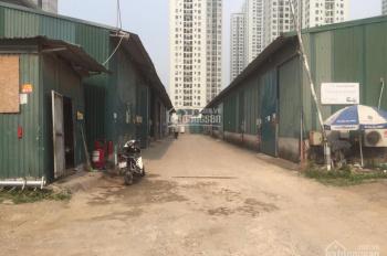 Cho thuê kho khu vực Keangnam mặt đường Phạm Hùng, LH 0983537486