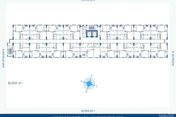 Chính chủ bán căn hộ Chương Dương Home, Block A1 - 51.2m2, LH: 0929479081