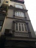 Cho thuê nhà Văn Cao, Hoàng Hoa Thám, Ba Đình. DT 54m2 x 4 tầng