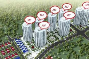 Chính chủ bán gấp căn 2PN, nội thất cơ bản chung cư Mipec City View, giá 900tr, 0934444192