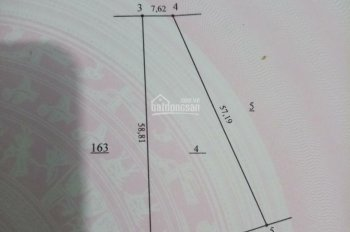 Chính chủ cần bán 1 sào đất giá 1 tỷ 400 tr. Diện tích 1053m2, cách Sân bay Long Thành 2km