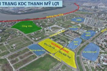 Kẹt tiền cần bán gấp căn hộ Victoria Village, 88m2, tầng trung, view sông cực đẹp, LH: 081.7979.222