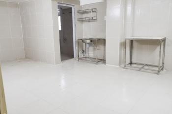 Phòng 18m2, 2,6tr/th máy lạnh, WC riêng mới 100%, ngay nhà thờ Tân Hưng, Q. Gò Vấp