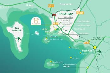 Nền biệt thự mặt biển, thanh toán 24 tháng, liền kề Phú Quốc, giá chỉ từ 19 tr/m2. LH: 0909370992