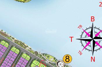 Ra hàng đơn lập mặt hồ San Hô 08, 277m2, hướng Đông Bắc, giá 22 tỷ, ký thẳng chủ đầu tư