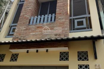 Chính chủ cho thuê nhà mặt tiền Mai Xuân Thưởng, P11, Bình Thạnh, diện tích: 4x17m, trệt 1 lầu