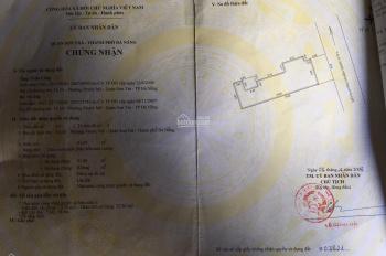 Giá 5.8 tỷ, bán nhà 2 tầng, kiệt 35 Tô Hiến Thành, gần Hồ Nghinh, sát biển Mỹ Khê. LH 0903558166