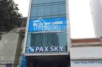Cho thuê tòa nhà 10 tầng mặt tiền đường Lý Tự Trọng, P. Bến Nghé, Quận 1