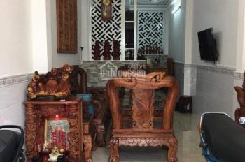 Cho thuê nhà 1 trệt 1 lửng, 2 phòng ngủ, đường A3 KDC 91B, giá 7 triệu