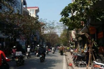 Bán nhà mặt phố Nguyễn Khuyến, DT 100m2, MT 3.8m xây 5 tầng
