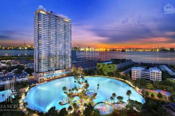 Bán gấp căn hộ An Gia Skyline, 72m2, 2 PN, 2 WC, sổ hồng, giá siêu mềm, tầng cao thoáng mát