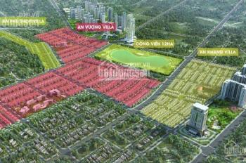 Biệt thự, liền kề Dương Nội - tập đoàn Nam Cường 37 triệu/m2, tel 0934 455 719