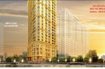 Bán căn hộ khách sạn Hà Nội Golden Lake - B7 Giảng Võ cam kết lợi nhuận 10%/năm, LH 0859.021.222