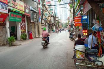 Bán đất đường Hoàng Mai, phân lô, ô tô vào, nhà 2 tầng cũ, diện tích 70m2