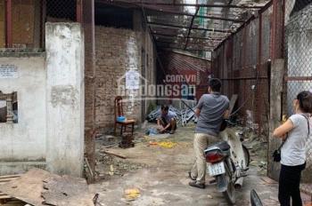 Bán nhà 3 tầng xây thô mặt phố Nguyễn Khả Trạc, Mai Dịch, Cầu Giấy, Hà Nội