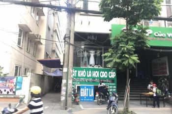 Cho thuê mặt bằng kinh doanh mở siêu thị. Cạnh tòa nhà HITC Xuân Thủy, 120m2, 33tr/tháng