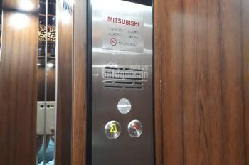 Bán nhà ngõ 766 Đê La Thành, Ba Đình 56m2 x 5 tầng mới, thang máy, MT 5m, ô tô cách 100m, 5,4 tỷ