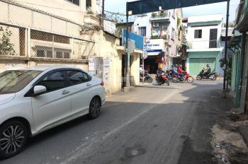 Bán nhà xe hơi đậu trong nhà Nguyễn Văn Đậu. BT, DT 4.5x10m. T.L.2L.ST. Giá 6.8 tỷ TL