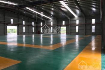 Kho xưởng cho thuê tại Huyện Hóc Môn, diện tích 1200m2 và 2200m2, giá rẻ
