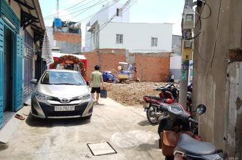 Hàng phân lô F1 hẻm xe tải 380 Phạm Văn Chiêu, phường 9, Gò Vấp, đã duyệt bản vẽ nội nghiệp
