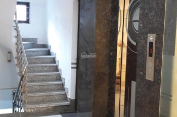 Cho thuê nhà mặt phố Trung Phụng (Nam Đồng kéo dài - Xã Đàn - Khâm Thiên), mới xây, có thang máy