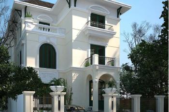 Cần bán biệt thự hiện đại mặt tiền đường Tân Sơn Nhì, Q. Tân Phú: 10x17m (170m2) giá 28 tỷ