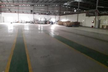 Cho thuê 1000m2, 1800m2, nhà xưởng trong khu công nghiệp ngay TP. Bắc Ninh, gọi 0966.183.586