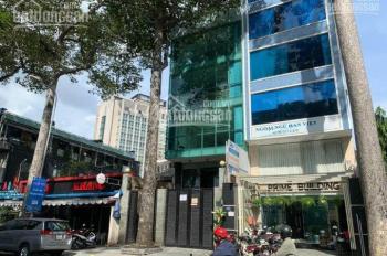 Cho thuê nhà 3C Trần Phú, P4, Q. 5, DT 6x25m, trệt, 4 lầu, ST