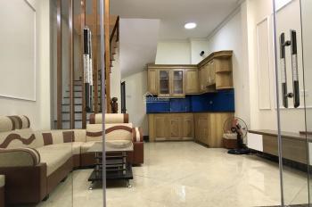 Bán nhà 2.6 tỷ ngõ 10 phố 8 - 3-Kim Ngưu thông Quỳnh Mai, Thanh Nhàn 31m2 xây 4 tầng về ở luôn