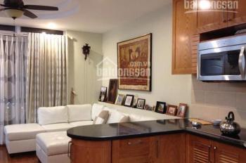 Cho thuê căn 3 phòng ngủ, DT 125m2, chung cư TSQ, 10 tr/tháng full đồ, máy rửa bát, máy sấy