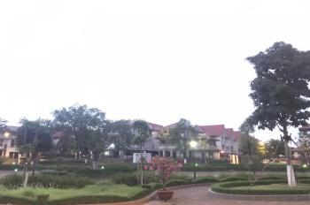 Bán biệt thự An Hưng, P. Dương Nội, DT 240m2, xây thô hoàn thiện mặt ngoài, SĐCC