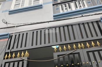 Bán nhà ngay ngã 5 Vĩnh Lộc, hẻm 6m đầu đường Quách Điêu, Bình Chánh, 4x12m, đúc 1L