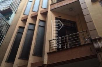 Cho thuê nhà riêng 45m2, 3.5 tầng, ngõ 255 Phố Vọng, thông sang Trần Đại Nghĩa, LH 0943030909