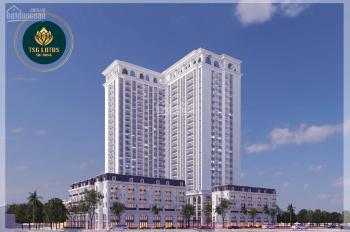 Chỉ từ 2,1 tỷ sở hữu ngay căn hộ thông minh 86m2 với 2PN + 1 đa năng tại CC cao cấp phố Sài Đồng