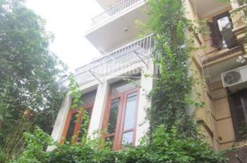 Cho thuê nhà phân lô Đào Tấn, Linh Lang 70m2 * 4 tầng, MT 4m ngõ hai ô tô tránh nhau