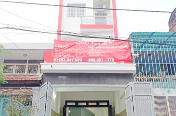 Mặt bằng cho thuê Nguyễn Oanh, 4x20m, 1PN, 1WC, cầu thang cuối nhà