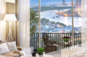 Kẹt tiền bán gấp căn hộ M-One 2 phòng ngủ 2WC full nội thất, giá rẻ nhất thị trường 2.65 tỷ bao hết