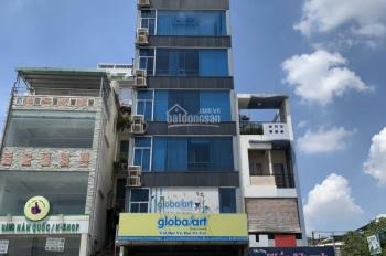 Bán building MT Hoàng Văn Thụ p.8 Phú Nhuận, 6.5x13m hầm 6 lầu thang máy HĐ thuê 110tr/th giá 30tỷ