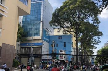 Bán nhà mặt tiền 3 lầu mới ngay góc Hồ Xuân Hương - Trương Định, quận 3, DT 6.3x12.5m